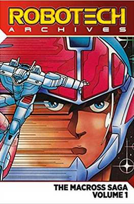 Robotech Archives. The Macross Saga (Softcover 352 pp) #1
