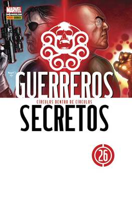 Guerreros secretos (2009-2012) (Grapa) #26