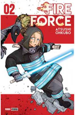 Fire Force (Rústica) #2