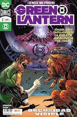 Green Lantern. Nuevo Universo DC / Hal Jordan y los Green Lantern Corps. Renacimiento (Grapa) #84/2