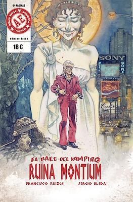 El Baile del Vampiro: Ruina Montium (Rústica 64 pp)