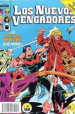 Los Nuevos Vengadores Vol. 1 (1987-1994) (Grapa 32 pp) #35