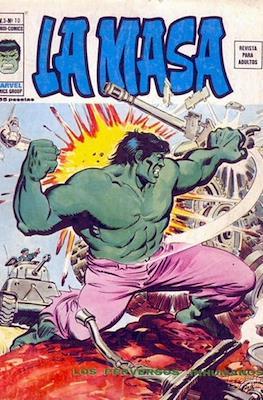 La Masa Vol. 3 (1975-1980) (Rústica 40-48 pp) #10