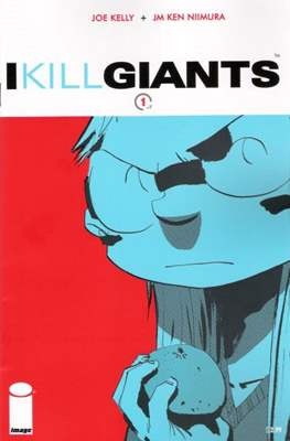 I Kill Giants (Comic book) #1