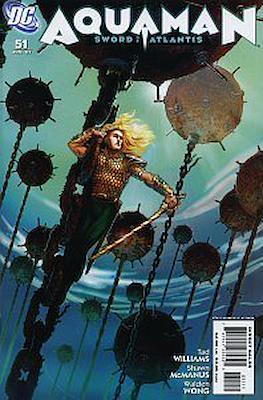 Aquaman Vol. 6 / Aquaman: Sword of Atlantis (2003-2007) (Saddle-stitched) #51