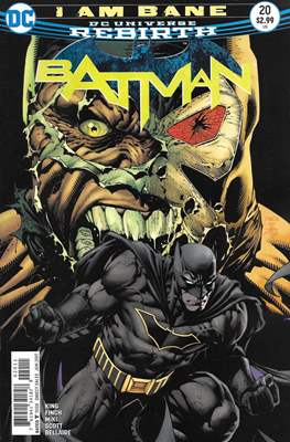 Batman Vol. 3 (2016-) (Comic-book) #20