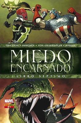 Miedo Encarnado (2011-2012) (Grapa) #7