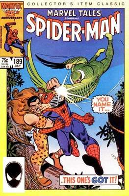 Marvel Tales (Comic Book) #189