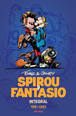 Spirou y Fantasio - Integral #13