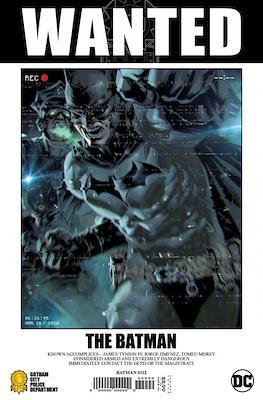 Batman Vol. 3 (2016- Variant Cover) #112.2