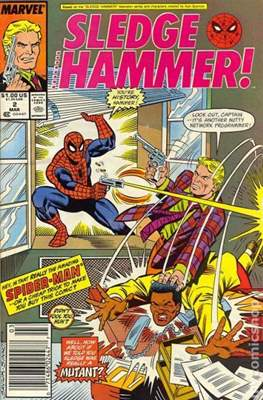 Sledge Hammer! (Comic Book 36 pp) #2