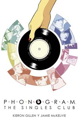 Phonogram (Rústica 152-160 pp) #2