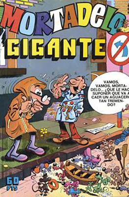 Mortadelo Gigante #7