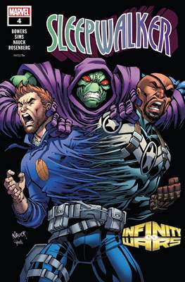 Infinity Wars: Sleepwalker #4
