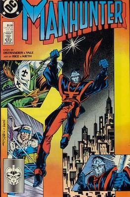 Manhunter (Vol. 1 1988-1990)