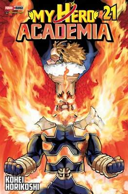 My Hero Academia (Rústica) #21