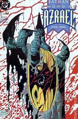 Batman: Sword of Azrael (1992-1993) (Grapa) #3