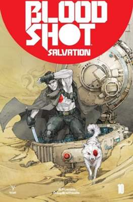 Bloodshot Salvation (Grapa) #10