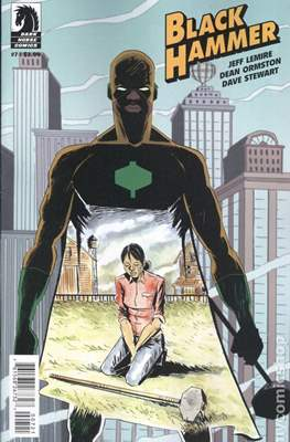 Black Hammer (Variant Covers) (Comic Book) #7
