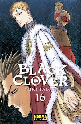Black Clover (Rústica con sobrecubierta) #16