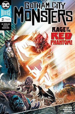 Gotham City Monsters (Comic Book) #2