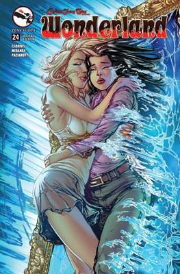 Grimm Fairy Tales presents Wonderland (Comic Book) #24