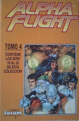 Alpha Flight Vol. 2 (1998-1999) (Retapado rústica) #4