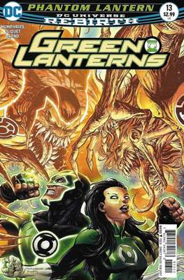 Green Lanterns Vol. 1 (2016-2018) (Comic-book) #13