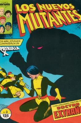 Los Nuevos Mutantes Vol. 1 (1986-1990) (Grapa 32-64 pp) #3