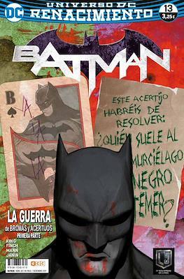 Batman: Nuevo Universo DC / Renacimiento (Grapa) #68/13