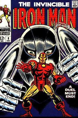 Iron Man Vol. 1 (1968-1996) #8
