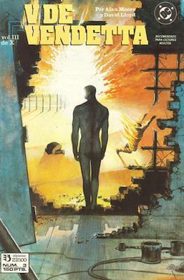 V de Vendetta (Grapa, 40 páginas (1990)) #3
