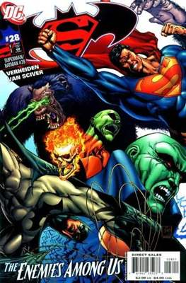 Superman / Batman (2003-2011) (Comic Book) #28