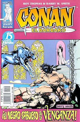 Conan el Bárbaro (1998-2001) (Grapa 24 pp) #20