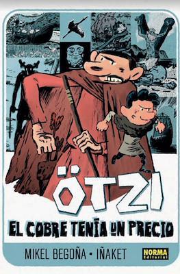 Ötzi (Cartoné 72-60 pp) #3