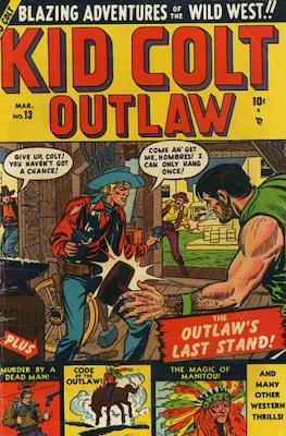 Kid Colt Outlaw Vol 1 #13