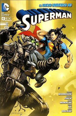 Superman: Nuevo Universo DC #2