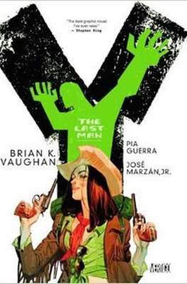 Y: The Last Man - The Deluxe Edition (Hardcover) #3