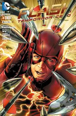 Flash. Temporada cero #9