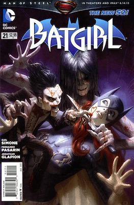 Batgirl Vol. 4 (2011-2016) (Comic-Book) #21