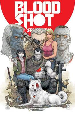 Bloodshot Salvation (Grapa) #12