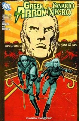 Green Arrow y Canario Negro (Vol.1) (Grapa 64-48 pp) #4