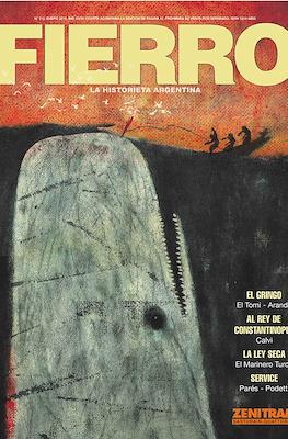 Fierro (segunda época) (Grapa 21 x 27 cms.) #112