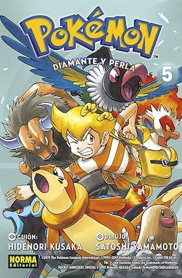 Pokémon (Rústica con solapas) #21
