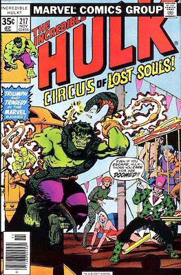 The Incredible Hulk Vol.1 #217