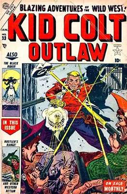 Kid Colt Outlaw Vol 1 #33