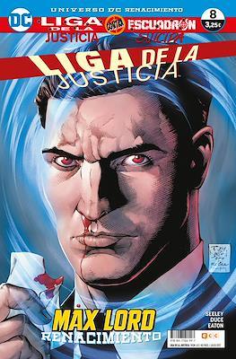 Liga de la Justicia. Nuevo Universo DC / Renacimiento (Grapa) #63/8