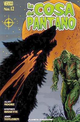 La Cosa del Pantano (2006-2008) (Rústica 64 pp) #12