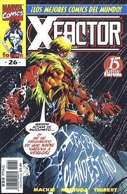 X-Factor Vol. 2 (1996-1999) #26
