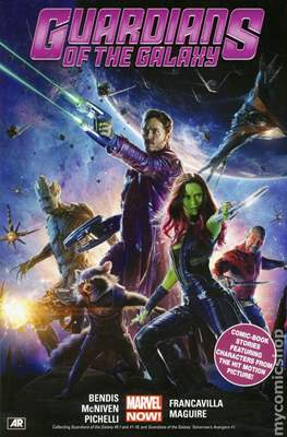 Guardians of the Galaxy (Vol. 3 2013-2015) (Hardcover) #1